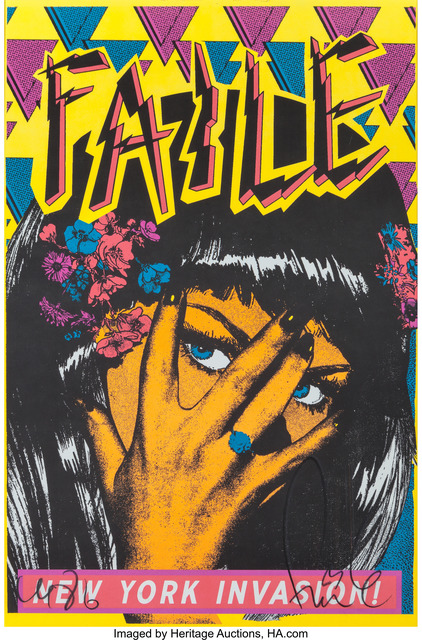 FAILE, 'New York Invasion (Open Edition)', 2015, Heritage Auctions