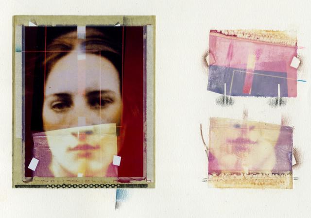 ", '""Cameron Obscura""  Polaroid/Polaroid su Sete,' 1984, Be-hold"