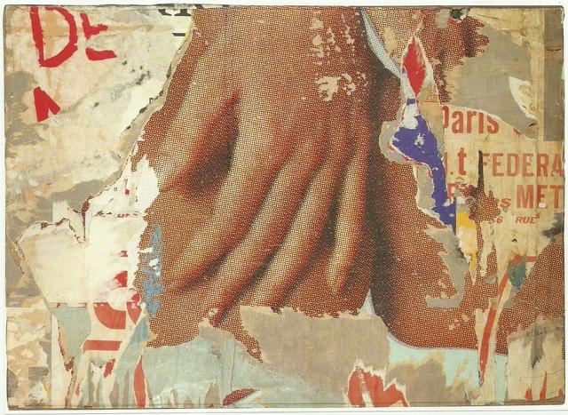, 'Rue du Temple la main,' 1970, HUNDERTMARKartFAIR