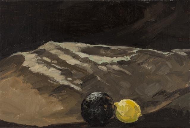 , 'Lemon Yellow,' 2013, PIFO Gallery