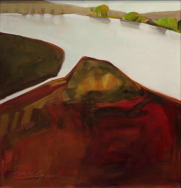 , 'White Water,' , Abend Gallery