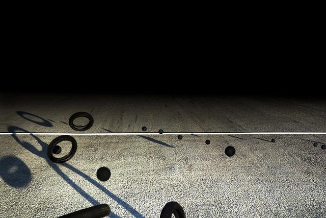 Corinne Mercadier, 'Cosmic 1', Galerie Les filles du calvaire