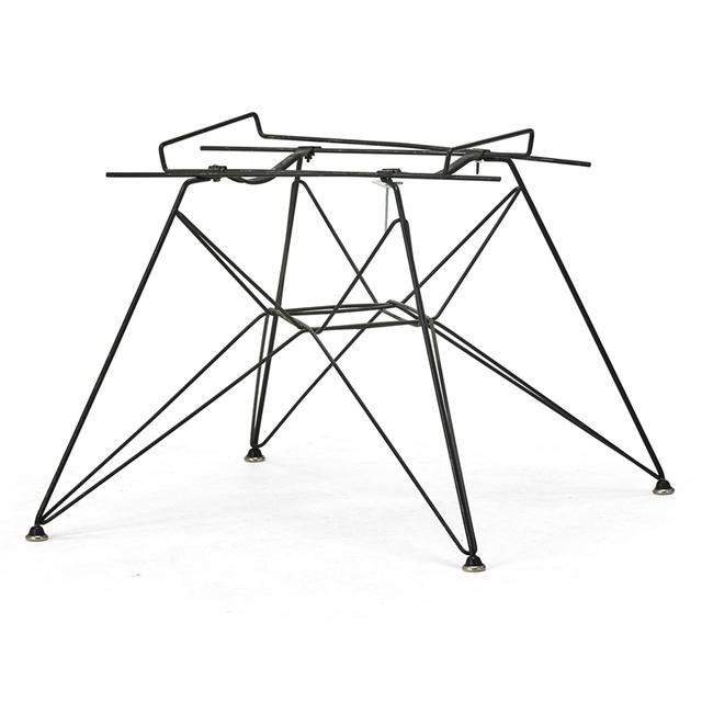 Charles Eames, 'Unique Eiffel Tower TV Base, Zeeland, MI', mid-20th C., Rago/Wright
