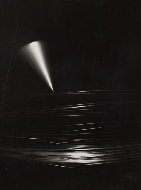 , 'Untitled (Cone, light),' 1938, Robert Koch Gallery