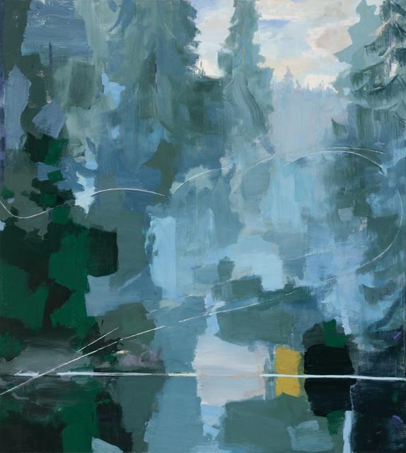 , 'Water Line,' 2019, Tayloe Piggott Gallery