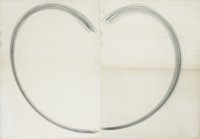 , 'The Method of Drawing 76-3,' 1976, Gallery Hyundai