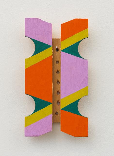 Martha Clippinger, 'Xul', 2016, Elizabeth Harris Gallery