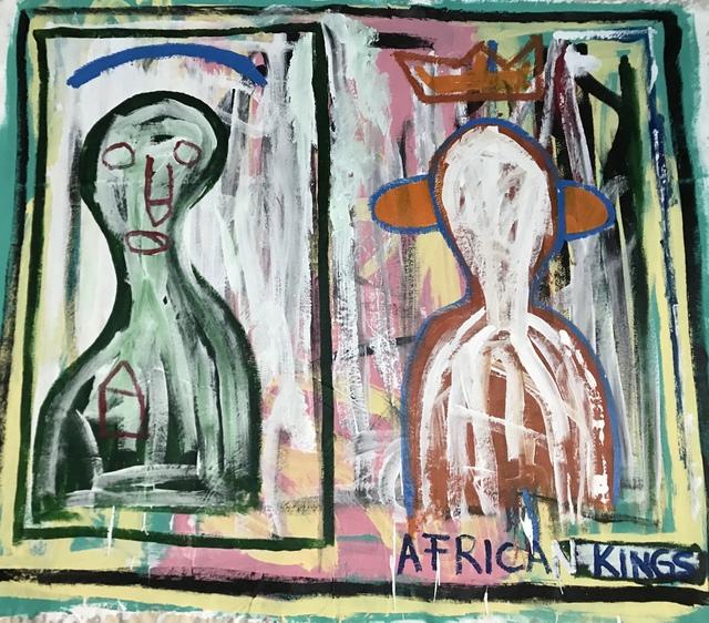 , 'Africa Kings,' 2018, MOVART