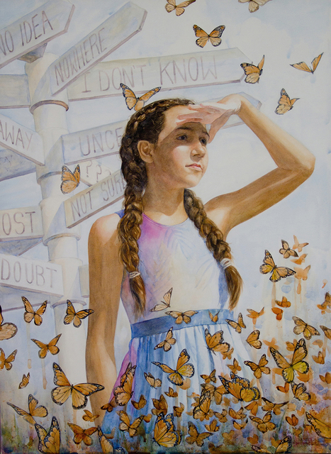 , 'Lost in Doubts,' , Rehs Contemporary Galleries