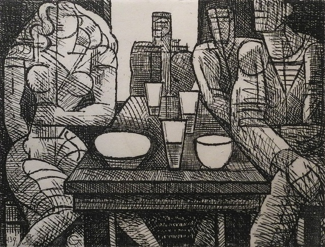 , 'L'Estaminet,' 1952, Charles Nodrum Gallery
