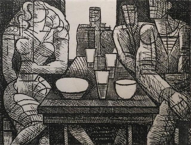 , 'L'Estaminet,' 1952, Charles Nodrum Gallery