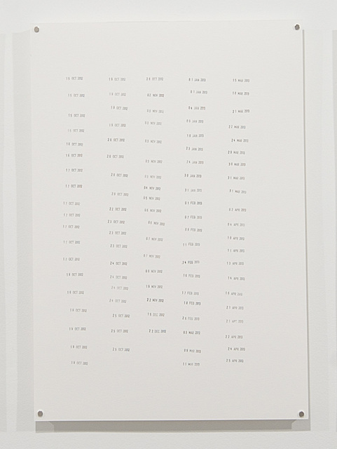 , 'Untitled 3,' 2016, Sabrina Amrani