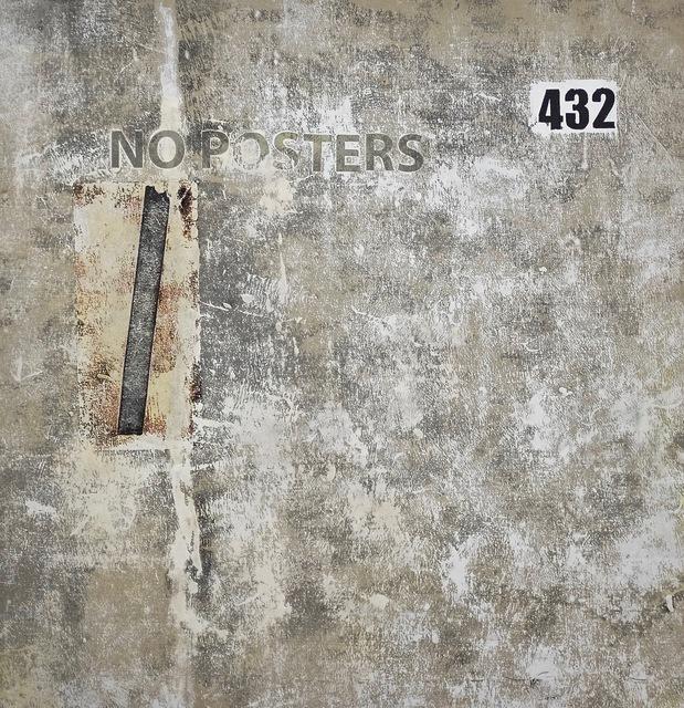 , '432 (No Posters),' 2016, ARTLabAfrica