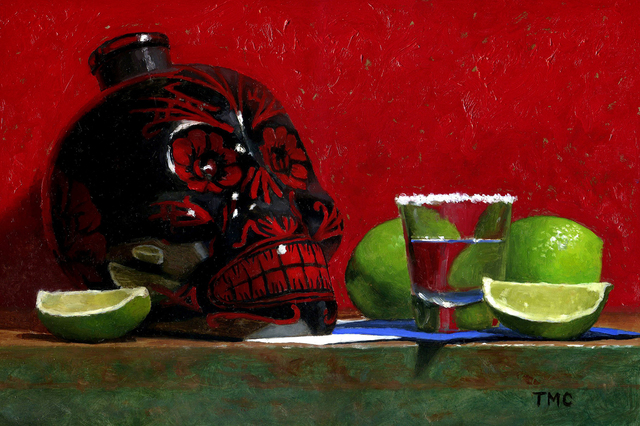 , 'Anejo Tequila,' 2018, Rehs Contemporary Galleries