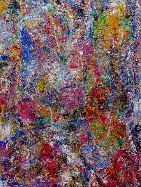 , 'Pluie sur les Fleurs ,' 2015, Andra Norris Gallery
