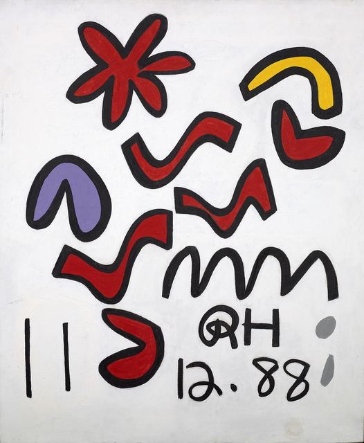 , 'RH 12.88,' 1988, Berry Campbell Gallery