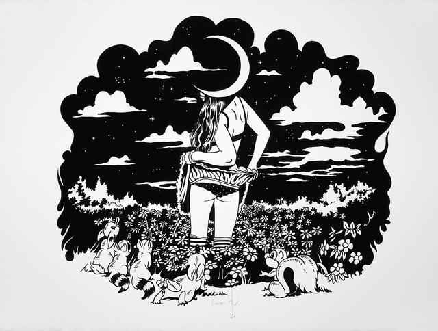 Victor Castillo, 'Luna', 2014, KP Projects