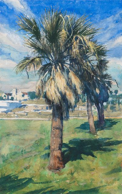 Bob Stuth-Wade, 'Hometown Palm', 2018, Valley House Gallery & Sculpture Garden