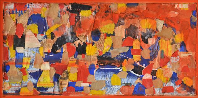 , 'Red Vapors,' 1952, Vallarino Fine Art