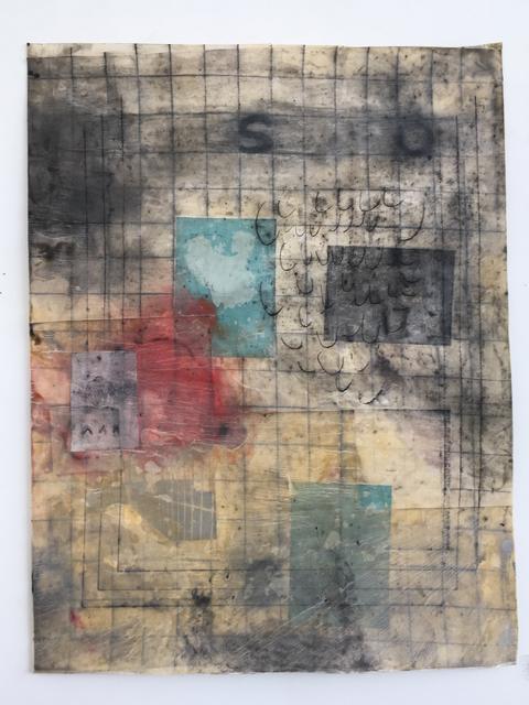 , 'Scalp 14,' 2018, Galerie Thomas Bernard