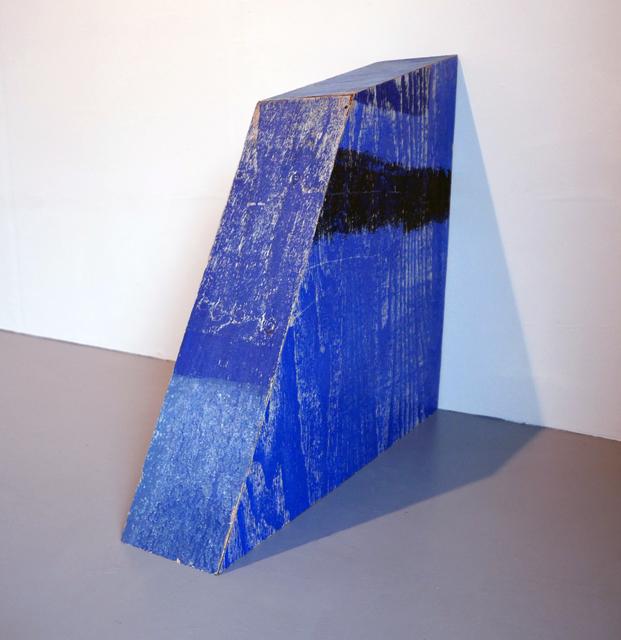 , 'Superstrasse,' 2016, Parafin