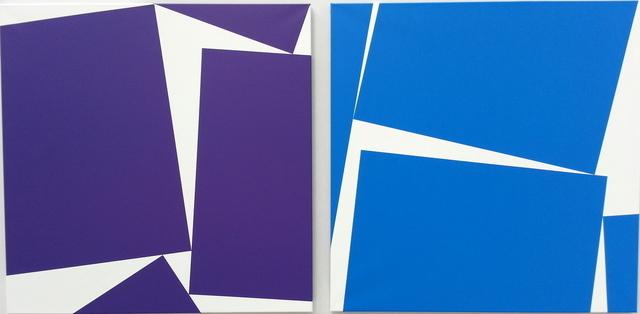 , 'Lorsque 4 carrés se touchent,' 2012, ONIRIS - Florent Paumelle