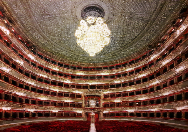 , '(GVA) Teatro alla Scala,' 2016, ARTION GALLERIES