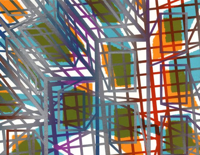 , 'Mirror x 6 (5),' 2008, Flowers