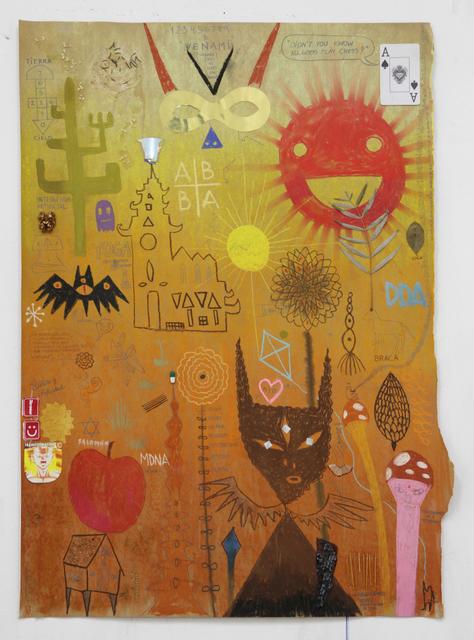 , 'Untitled,' 2915, Mite