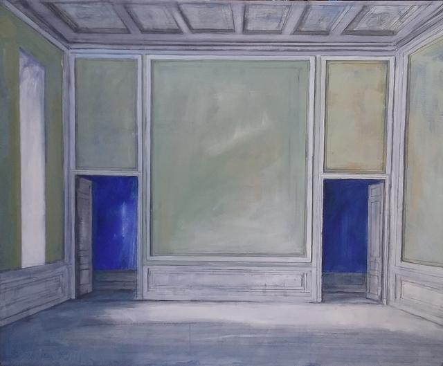 , 'Celadon,' 2018, Octavia Art Gallery