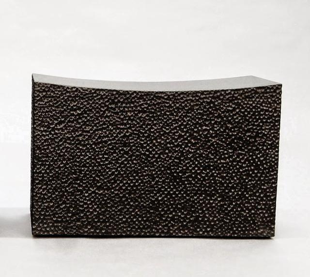 , 'Block Bench,' 2015, Gallery NAGA