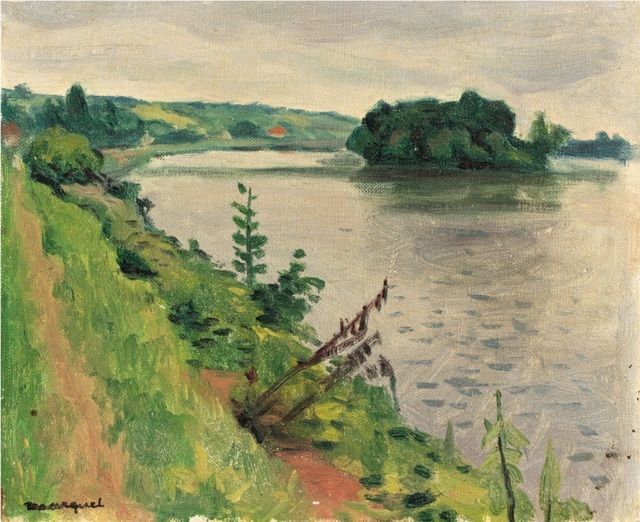 , 'La Seine à Rolleboise,' 1875-1947, BAILLY GALLERY