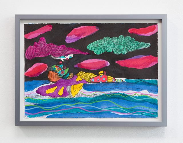 , 'Untitled,' 2016, Meliksetian   Briggs