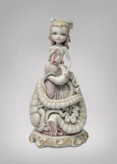 , 'Porcelain Anatomia,' 2015, Paul Kasmin Gallery