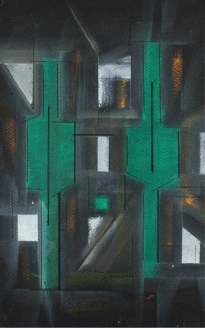 , 'Passerelle,' 1954, Durban Segnini Gallery