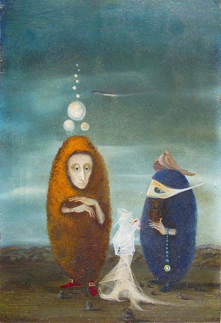 , 'Homenaje a Edith S. ,' 1967, Oscar Roman