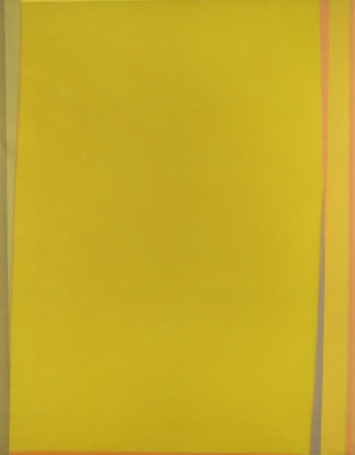 Larry Zox, 'Albermarle Sound', 1973, Berry Campbell Gallery