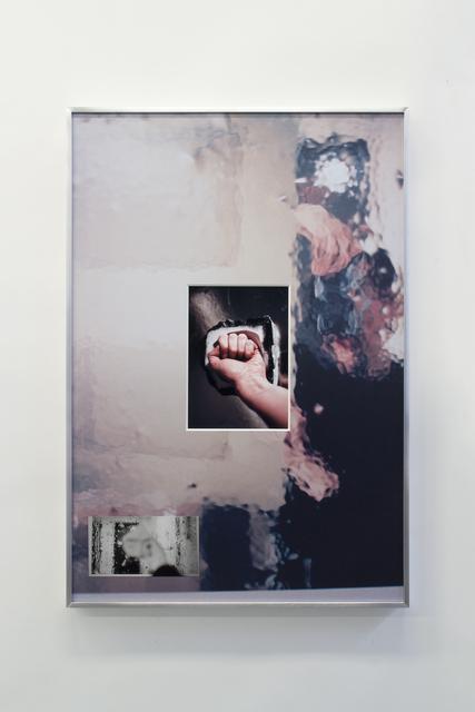 , 'Androgynous passage, rectangular mask,' 2015, Simone Subal