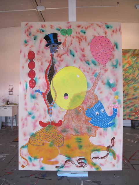, 'Be Yourself (série Vie privée, vie publique des animaux),' 2015, Galerie Hugues Charbonneau