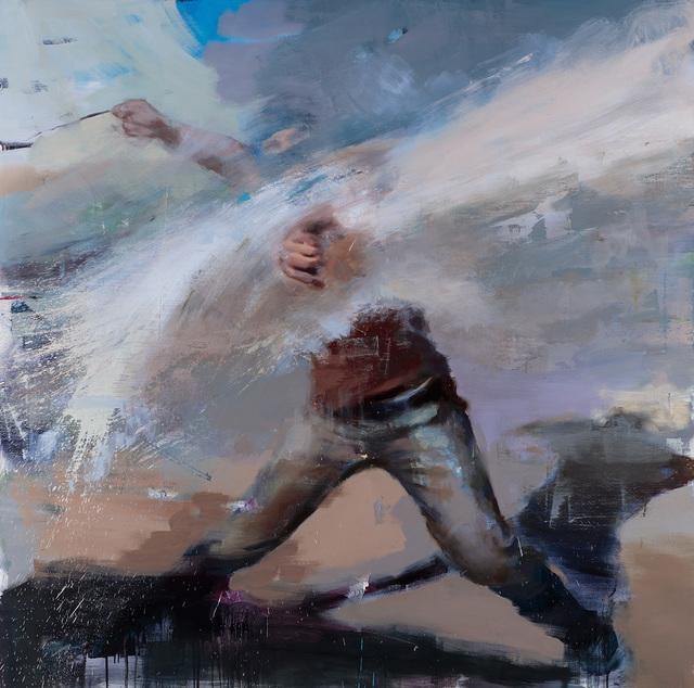 , 'Flesh and Water,' 2017, Lazinc