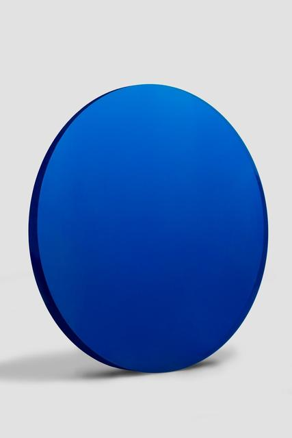 , 'Circle Blue,' 1972-2015, Almine Rech Gallery