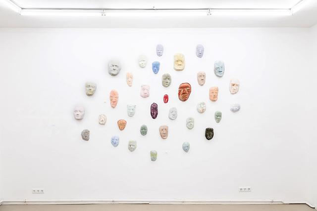 Jens Kloppmann, 'Morphed Monuments ', 2018, Galerie Michaela Helfrich