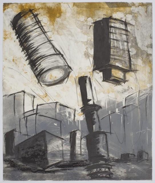 , 'Destroy,' 2015, David Krut Projects