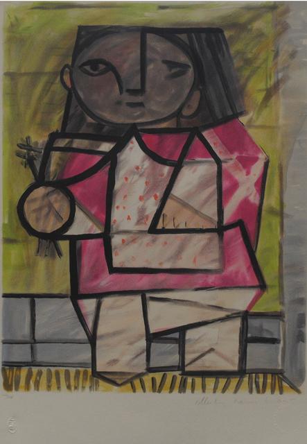 Pablo Picasso, 'Enfant et Pied ', 1979-1982, Golden Eagle Art Gallery