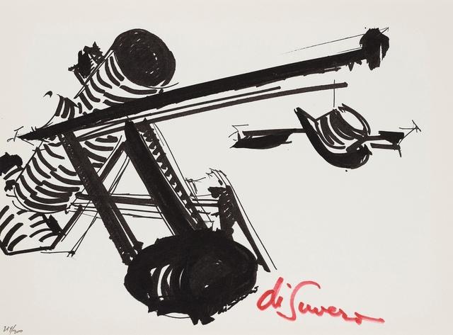 Mark di Suvero, 'Untitled', 1973, Forum Auctions