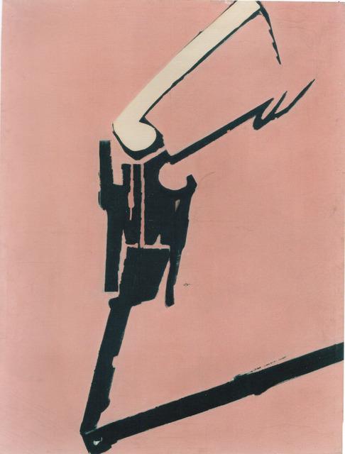 , 'Untitled,' 1963, Erica Ravenna Fiorentini Arte Contemporanea