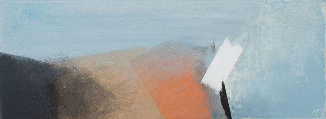 , 'East Road (Orange),' 2007, Jenna Burlingham Fine Art