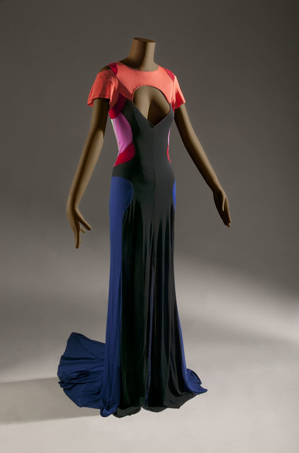 , 'Evening dress,' 2007, Bellevue Arts Museum