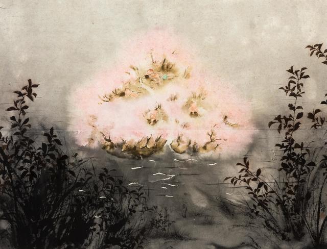 ZHANG WEN 张闻, 'Peaches', 2015, White Space Art Asia