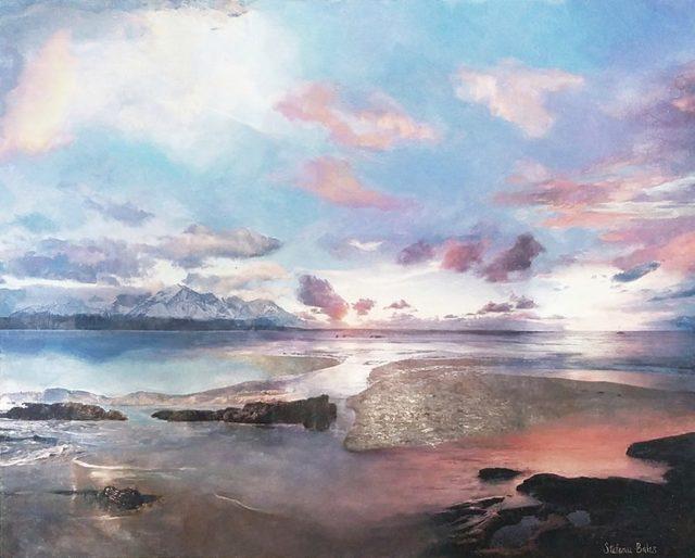 , 'The Bleu Celeste,' 2017, Adelman Fine Art